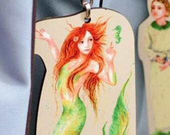 Key Chain, Bag Charm, Bag Decor, Women Bag Accessories, Purse Charm, Bag Brooches, Cute Accessory, Cute Key Chain, Tote Charm, Mermaid Charm