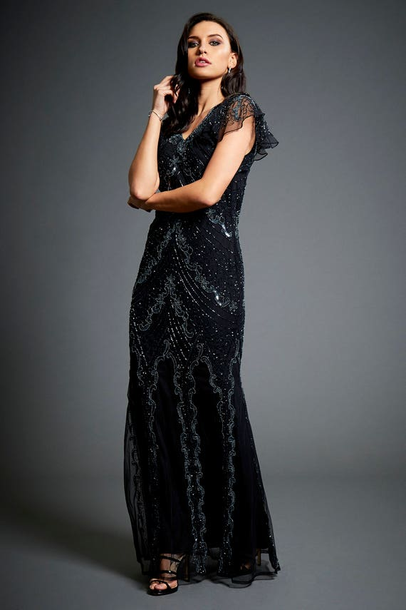 1920s Inspired Evening Gowns