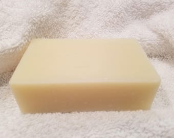 BARE / UNSCENTED All Natural Cold Process Bar Soap