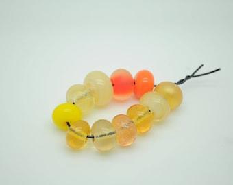 DESTASH mix glass beads