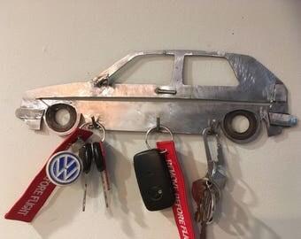 VW Golf key holder