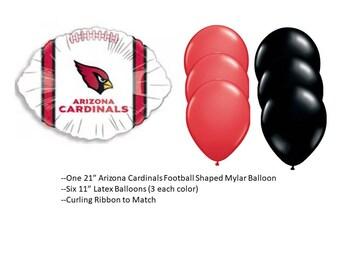 Arizona Cardinals Balloons