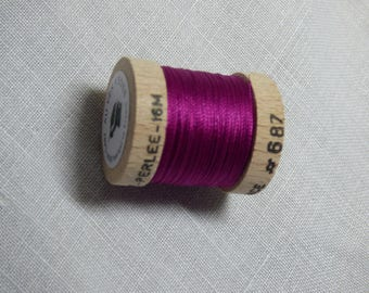 Beaded silk 687 No. 16 meters coil