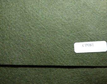 Felt Cinnamon color Cypress ref 081 30 cm * 45 cm