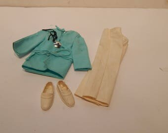 Vintage Ken Get-Up N'Go Fashion Dr. Ken 7705 Mattel 1973
