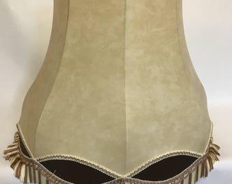 Large vintage Lampshade