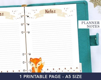 Back to school gifts for kids, to do list notepad, student planner, desk accessories, teacher appreciation gift, a5 planner insert, pet gift