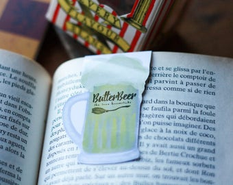 Butterbeer / / 1 bookmark