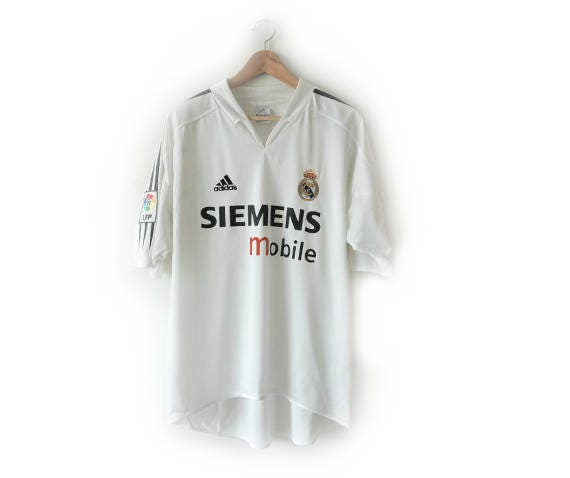 Real Madrid Home Adidas 2005 - 06