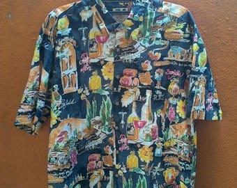 20% OFF Vintage John Severson Collection By Kahala Hawaiian Shirt Sunsurf