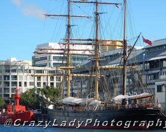 International travel: Ahoy Matey