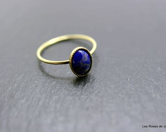 ring oval size 53, ring