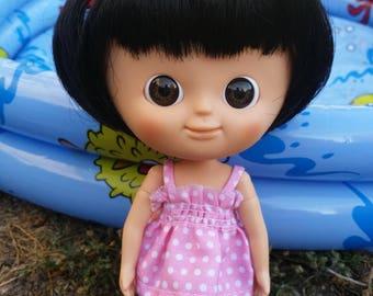 Pink dress for Mini MUI CHAN