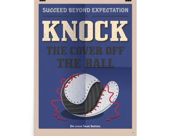 Knock the Cover off the Ball!