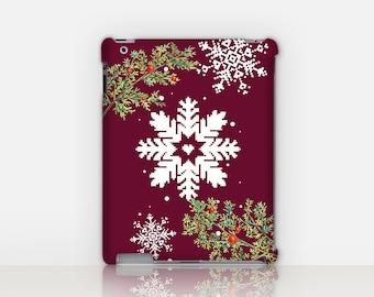 Christmas iPad Case For - iPad 2, iPad 3, iPad 4 - iPad Mini - iPad Air - Mandala