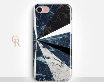 Marble PPhone Case For iPhone 8 iPhone 8 Plus iPhone X Phone 7 Plus iPhone 6 iPhone 6S  iPhone SE Samsung S8 iPhone 5 Samsung S7 Edge
