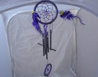 Purple Dreamcatcher