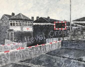 Hale Crossing - Giclee Print