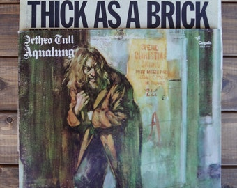 Jethro Tull - Set of 2 - (1971|1972) - Vinyl Album