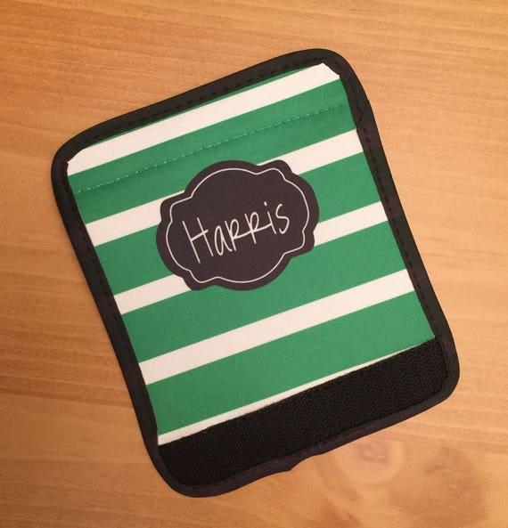 Personalized Luggage Handle Wrap Monogrammed Luggage Wrap