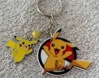 Keychain or jewelry bag pokemon to choose