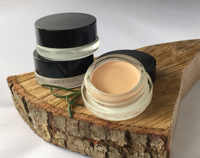 Luminizer with Organic Ingredients, Cream Highlighter, Vegan, Gluten Free, Pearl, Champagne, Rose Gold.