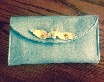 Wallet handmade cute and functional