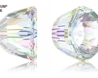 Swarovski 5542 - Dome (Small) Crystal Bead