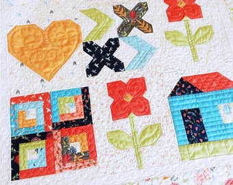 Happy Days by A Quilting Life