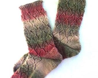 Sigi's sock - knitting pattern pdf
