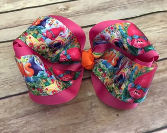 Trolls Boutique HairBow
