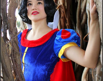 Womens All Inclusive Snow White Costume
