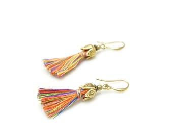 Hippie earrings ¤ Peruvia ¤