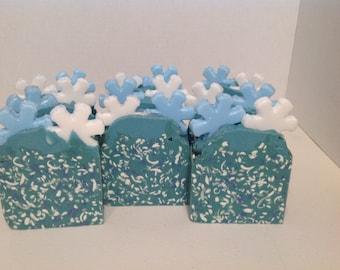 Snowberries Soap Bar