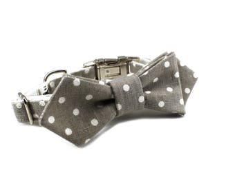 Luxury Dog or Cat Bow Tie - The FRANKIE // Contemporary (c)