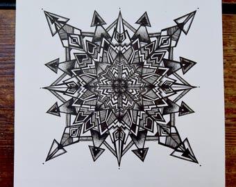 Mandala 1.