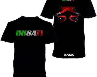 Ducati 1199 Panigale Men's Printed T-shirt