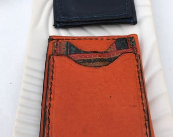 Front Pocket Wallet- your choice of colors