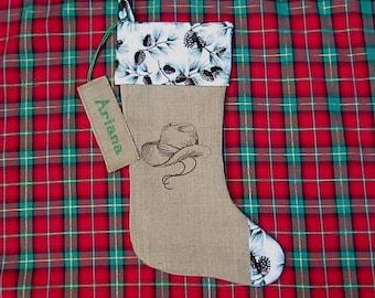 Western christmas stockings | Etsy