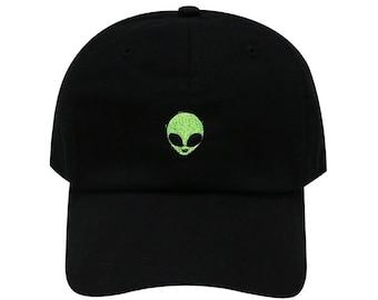 Alien Dad Hat