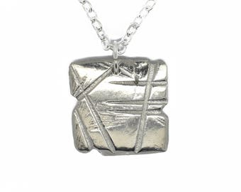 Contemporary Art Jewellery Pendant. Handmade, Alternative , Bespoke, Jewellery Sculpture, Unisex