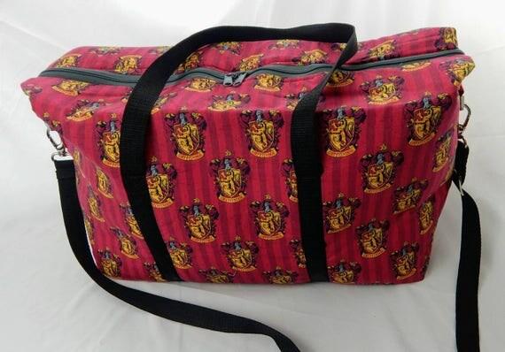Gryffindor duffle bag