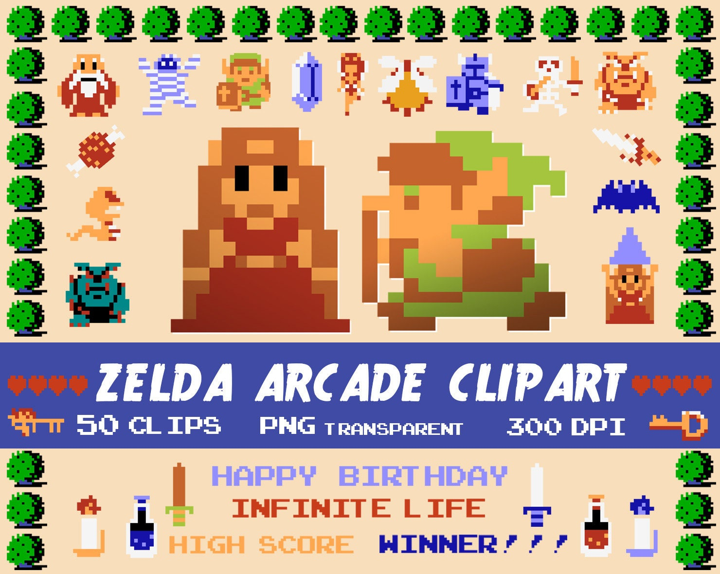 36 Legends Of Zelda Png Images Decorations Clip By