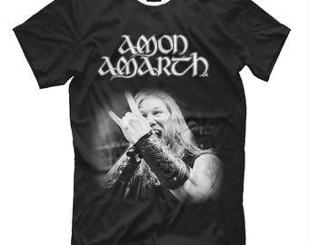 Man's T-shirt - Amon Amarth - Johan Hegg - #ts199