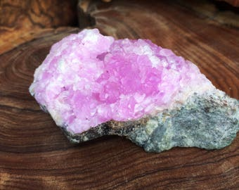 Beautiful Natural Bright Pink Cobalto Calcite Crystal