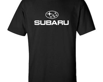 SUBARU wrx sti T-shirt Men's Racing Tee