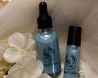 Tropical Waters Liquid Illuminator~ Liquid Highlighter~Makeup Primer~Aqua Highlighter~Shimmer Liquid~Face And Body Highlighter Serum~