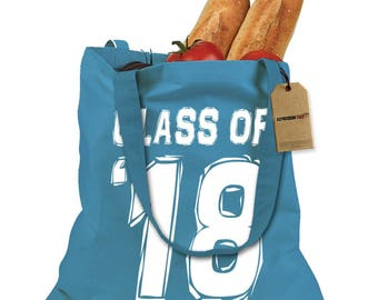 Class of 2018 Shopping Tote Bag