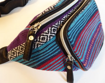 Ethnic Fanny Pack ~ Fully Adjustable