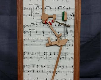 Piano Hammer Picture